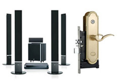 Xiaolan Town for Locks and Hardware Industry, as well as for Electronic Acoustics Products