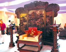 Dachong Town for Rosewood Furniture Industry